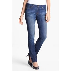 Big Star Kate Mid Rise Straight Jeans 8419